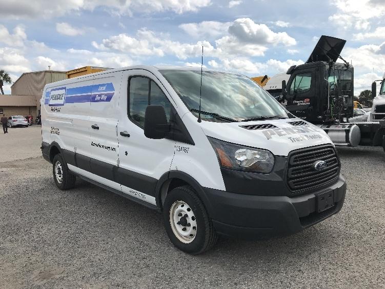 Cargo Van (Panel Van)-Light and Medium Duty Trucks-Ford-2015-TRAN250-ORLANDO-FL-86,863 miles-$21,000