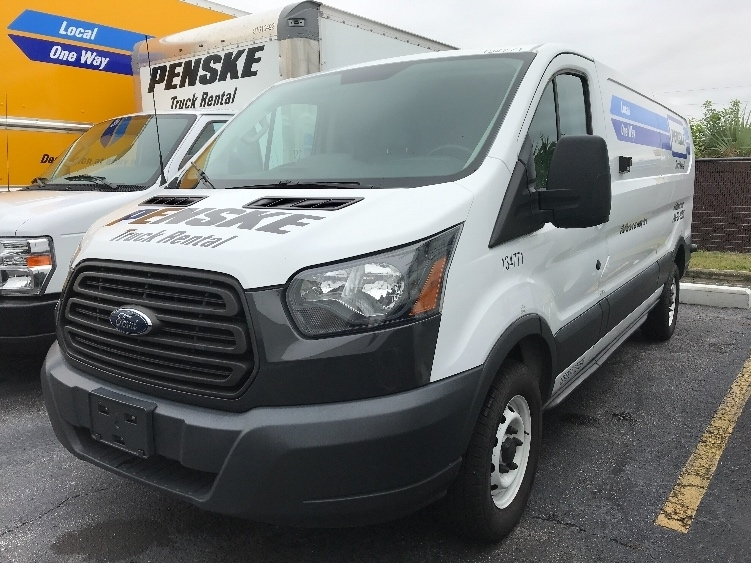 Cargo Van (Panel Van)-Light and Medium Duty Trucks-Ford-2015-TRAN250-ORLANDO-FL-69,905 miles-$21,750