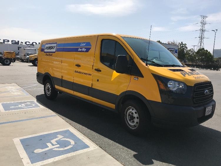 Cargo Van (Panel Van)-Light and Medium Duty Trucks-Ford-2015-TRAN250-TORRANCE-CA-60,133 miles-$22,250