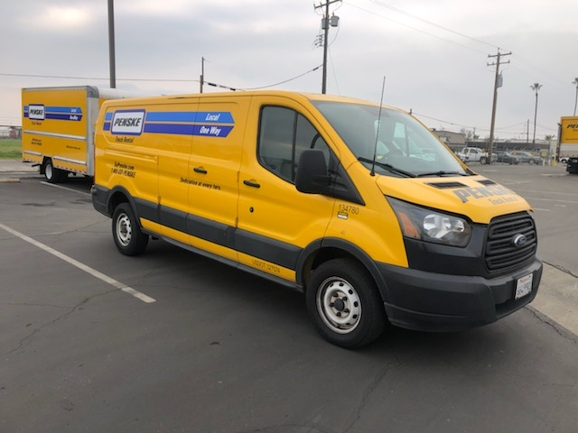 Cargo Van (Panel Van)-Light and Medium Duty Trucks-Ford-2015-TRAN250-FRESNO-CA-75,003 miles-$20,750