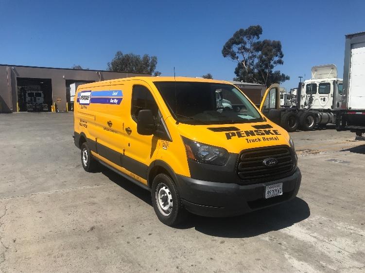 Cargo Van (Panel Van)-Light and Medium Duty Trucks-Ford-2015-TRAN250-TORRANCE-CA-56,124 miles-$22,500