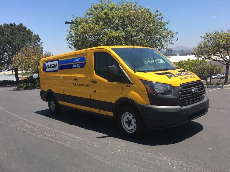 Cargo Van (Panel Van)-Light and Medium Duty Trucks-Ford-2015-TRAN250-TORRANCE-CA-55,400 miles-$22,750