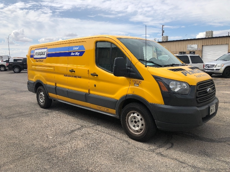 Cargo Van (Panel Van)-Light and Medium Duty Trucks-Ford-2015-TRAN250-EL PASO-TX-101,424 miles-$17,750