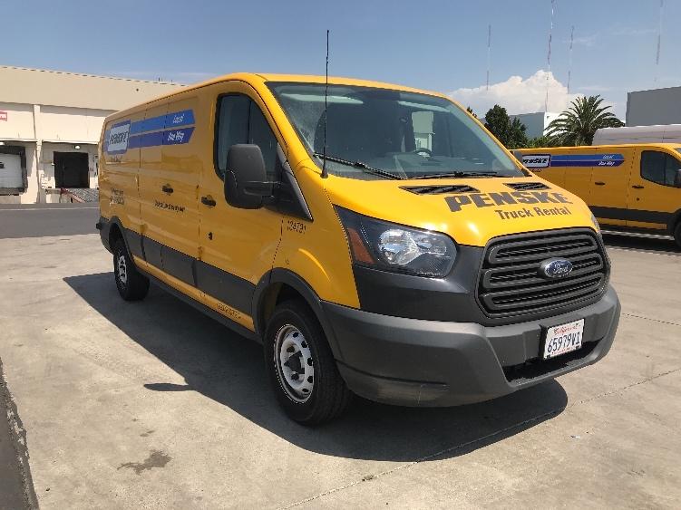 Cargo Van (Panel Van)-Light and Medium Duty Trucks-Ford-2015-TRAN250-TORRANCE-CA-43,965 miles-$24,000