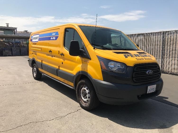Cargo Van (Panel Van)-Light and Medium Duty Trucks-Ford-2015-TRAN250-TORRANCE-CA-45,122 miles-$23,750