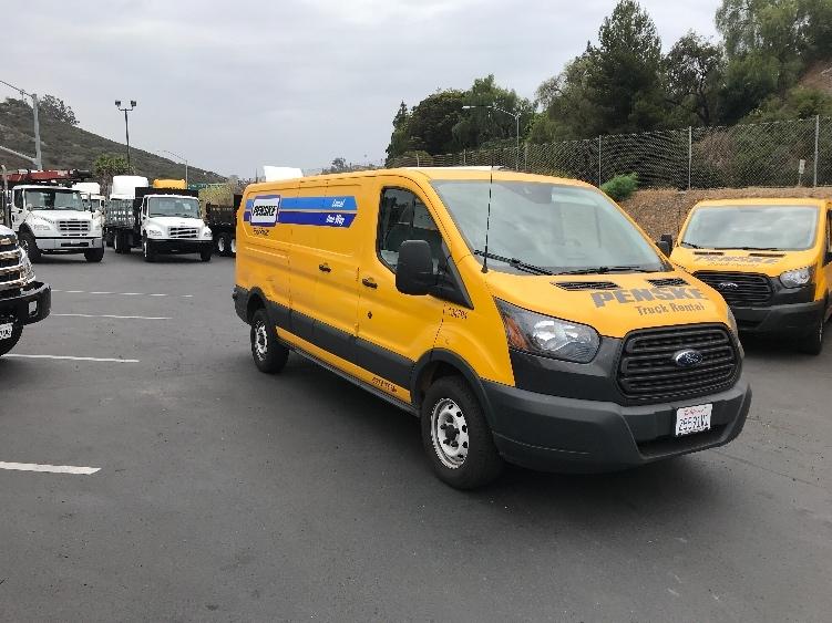 Cargo Van (Panel Van)-Light and Medium Duty Trucks-Ford-2015-TRAN250-TORRANCE-CA-44,809 miles-$24,000