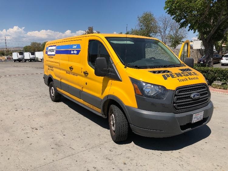 Cargo Van (Panel Van)-Light and Medium Duty Trucks-Ford-2015-TRAN250-TORRANCE-CA-48,953 miles-$23,250