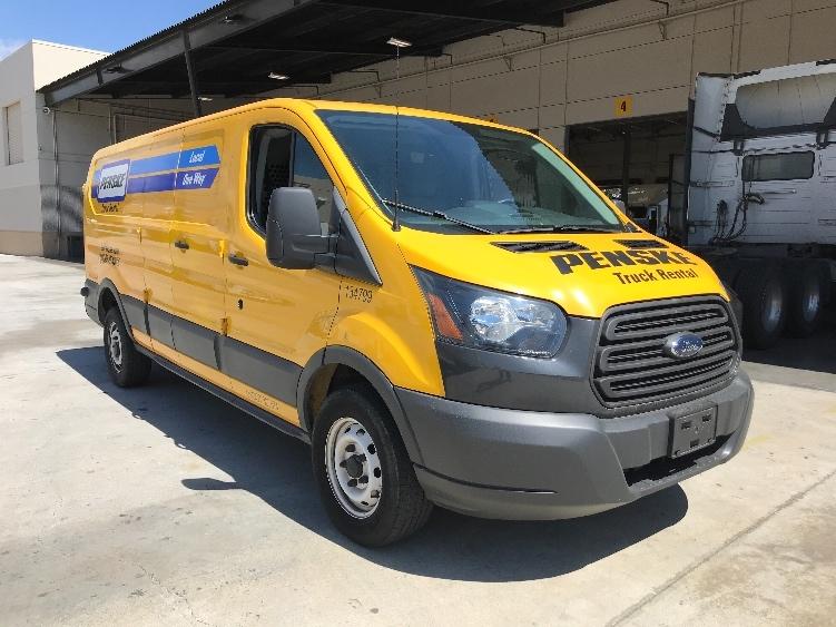 Cargo Van (Panel Van)-Light and Medium Duty Trucks-Ford-2015-TRAN250-TORRANCE-CA-47,000 miles-$23,500