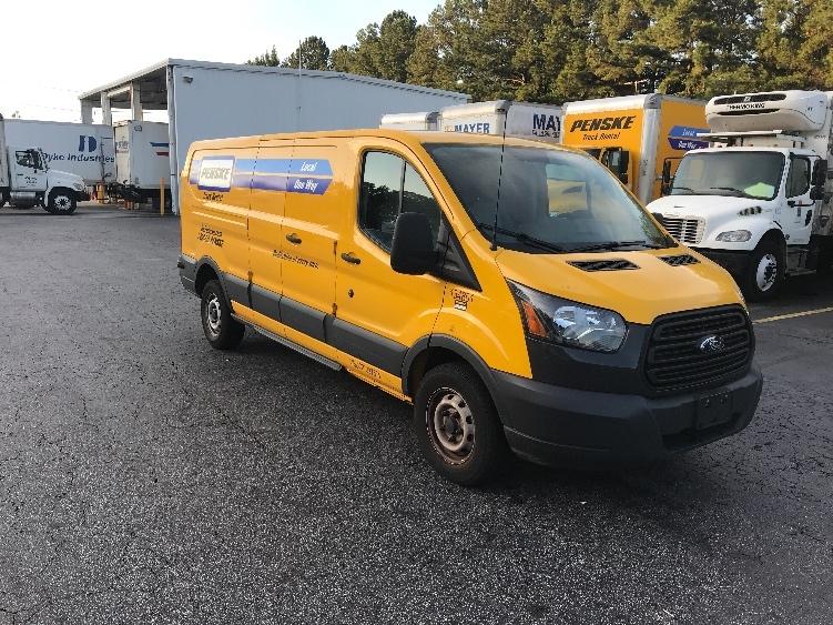 Cargo Van (Panel Van)-Light and Medium Duty Trucks-Ford-2015-TRAN250-NORCROSS-GA-92,912 miles-$17,750