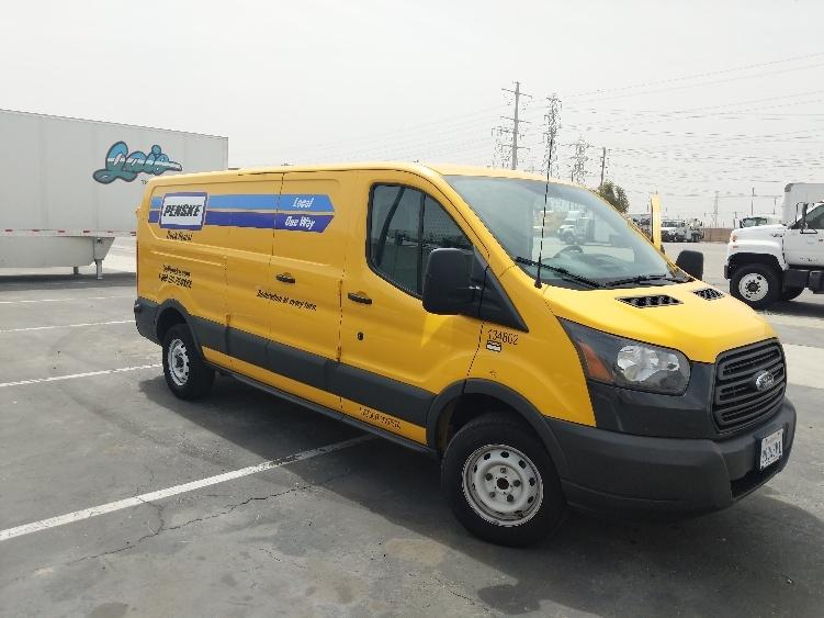 Cargo Van (Panel Van)-Light and Medium Duty Trucks-Ford-2015-TRAN250-TORRANCE-CA-47,863 miles-$23,500