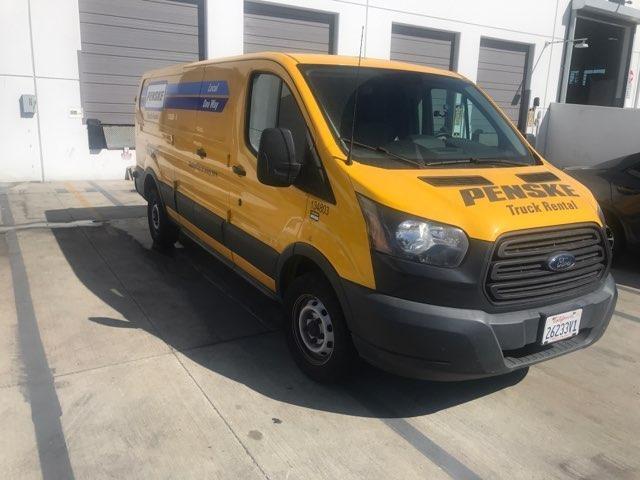 Cargo Van (Panel Van)-Light and Medium Duty Trucks-Ford-2015-TRAN250-TORRANCE-CA-47,555 miles-$23,500