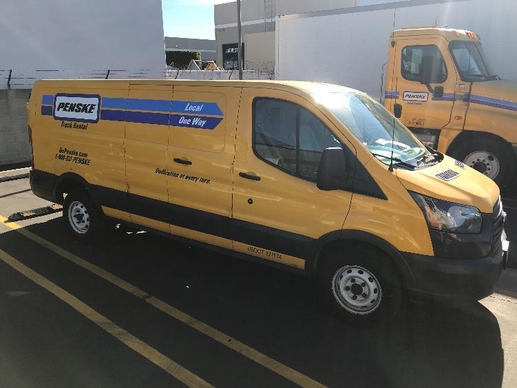 Cargo Van (Panel Van)-Light and Medium Duty Trucks-Ford-2015-TRAN250-TORRANCE-CA-80,731 miles-$20,000