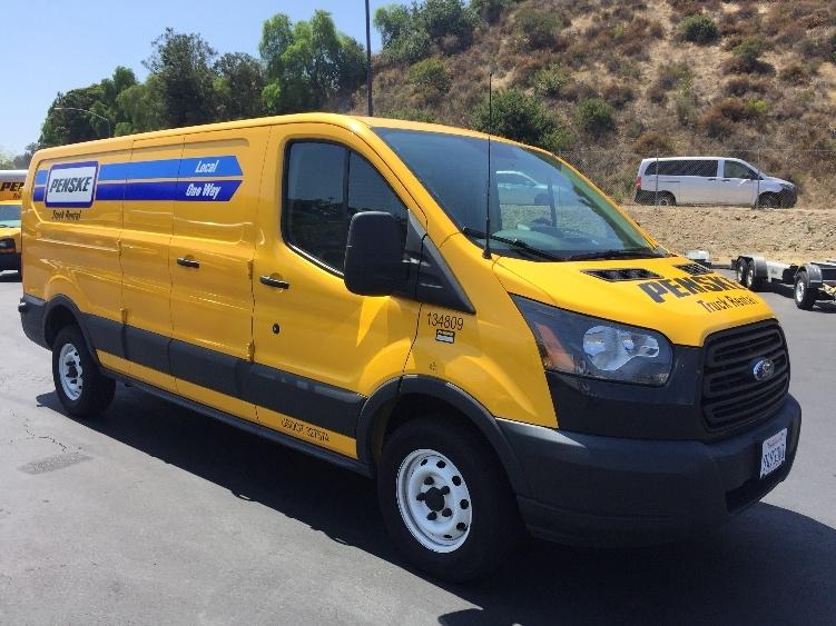 Used Cargo Van (Panel Van)s For Sale in CA - Penske Used Trucks