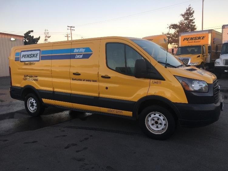 Cargo Van (Panel Van)-Light and Medium Duty Trucks-Ford-2015-TRAN250-BAKERSFIELD-CA-75,115 miles-$20,500