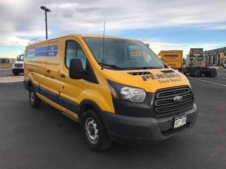 Cargo Van (Panel Van)-Light and Medium Duty Trucks-Ford-2015-TRAN250-DENVER-CO-77,590 miles-$21,250