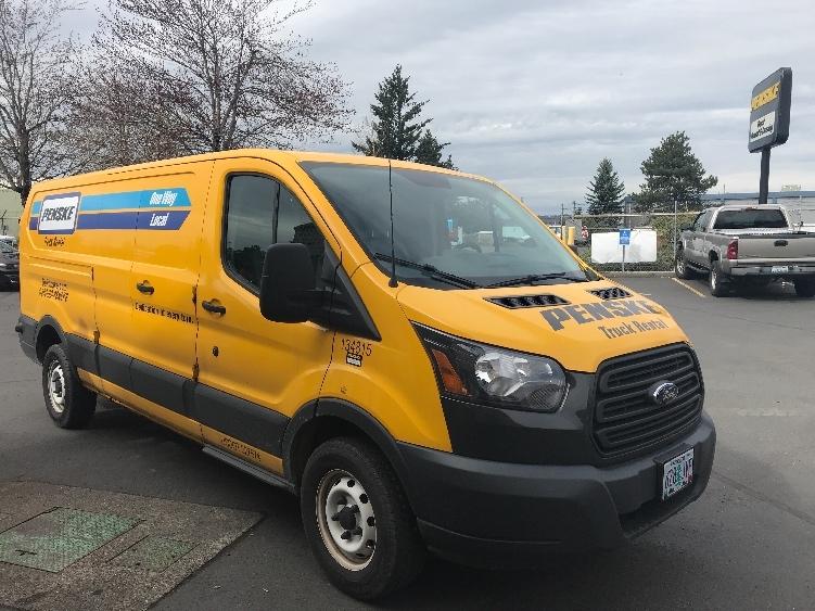 Cargo Van (Panel Van)-Light and Medium Duty Trucks-Ford-2015-TRAN250-PORTLAND-OR-80,950 miles-$20,000