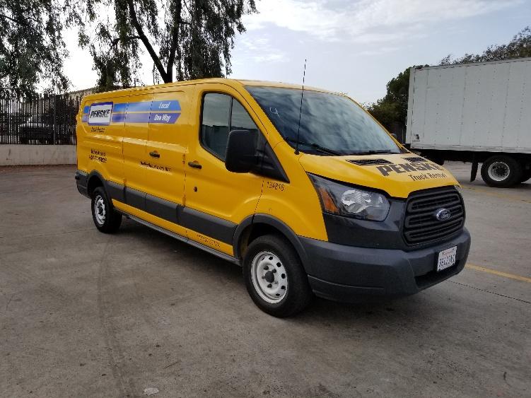 Cargo Van (Panel Van)-Light and Medium Duty Trucks-Ford-2015-TRAN250-TORRANCE-CA-75,681 miles-$20,500