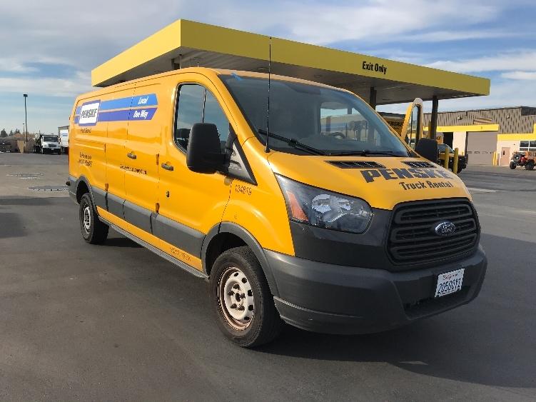 Cargo Van (Panel Van)-Light and Medium Duty Trucks-Ford-2015-TRAN250-WEST SACRAMENTO-CA-101,680 miles-$17,500