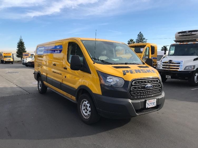 Cargo Van (Panel Van)-Light and Medium Duty Trucks-Ford-2015-TRAN250-WEST SACRAMENTO-CA-59,069 miles-$23,250
