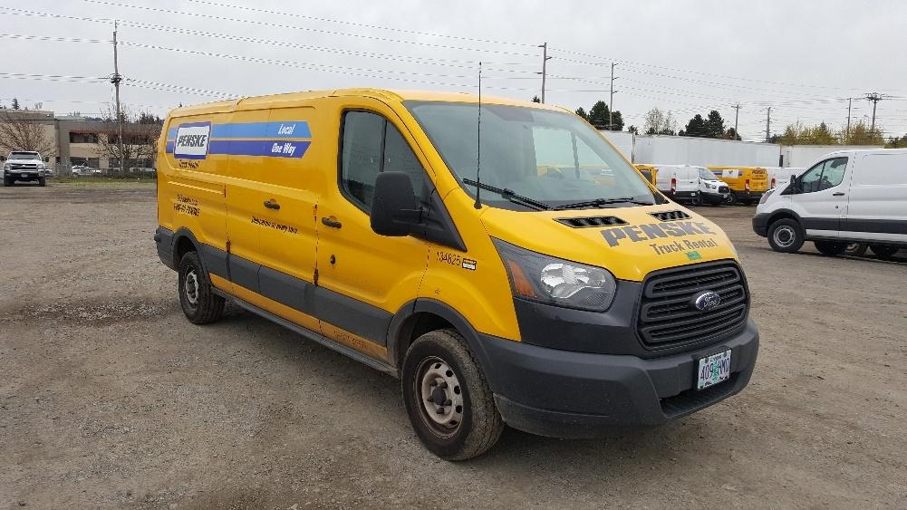 Cargo Van (Panel Van)-Light and Medium Duty Trucks-Ford-2015-TRAN250-WILSONVILLE-OR-107,510 miles-$17,250