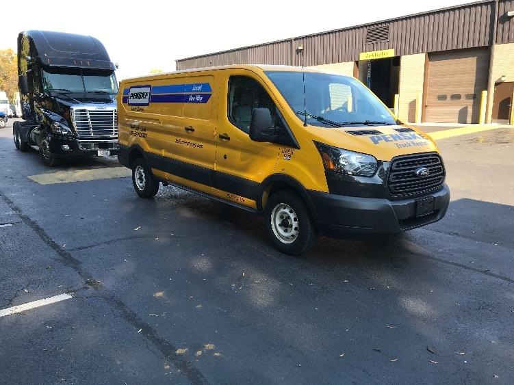 Cargo Van (Panel Van)-Light and Medium Duty Trucks-Ford-2015-TRAN250-READING-PA-148,911 miles-$13,000