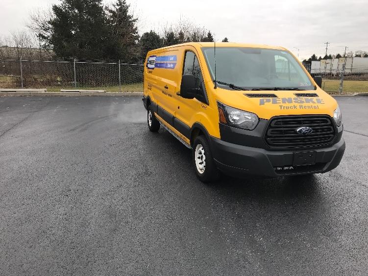 Cargo Van (Panel Van)-Light and Medium Duty Trucks-Ford-2015-TRAN250-LANCASTER-PA-101,494 miles-$17,000