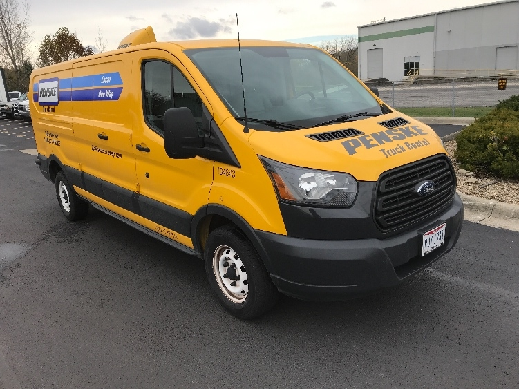 Cargo Van (Panel Van)-Light and Medium Duty Trucks-Ford-2015-TRAN250-OBETZ-OH-102,210 miles-$16,000