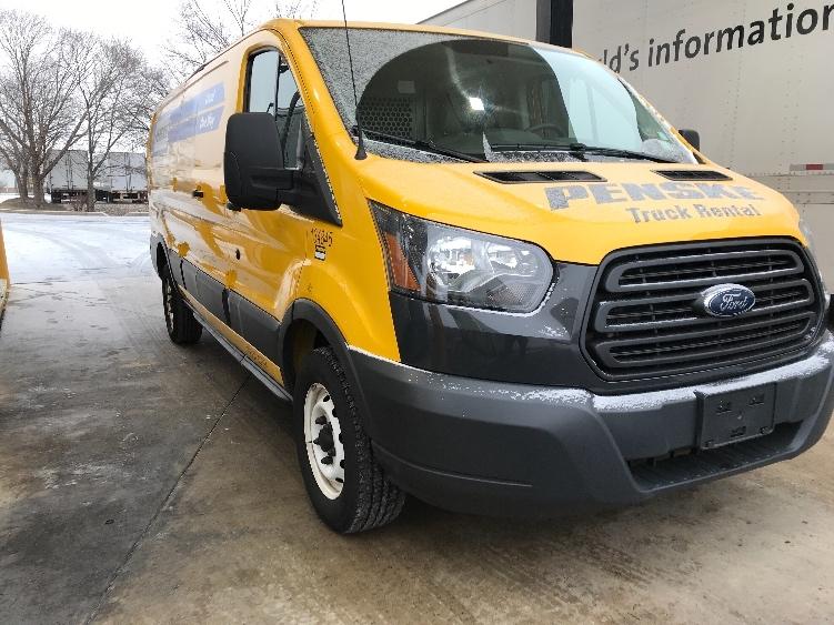 Cargo Van (Panel Van)-Light and Medium Duty Trucks-Ford-2015-TRAN250-NEW CASTLE-DE-81,930 miles-$20,000
