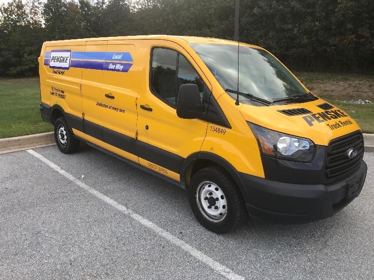 Cargo Van (Panel Van)-Light and Medium Duty Trucks-Ford-2015-TRAN250-KING OF PRUSSIA-PA-95,699 miles-$15,250