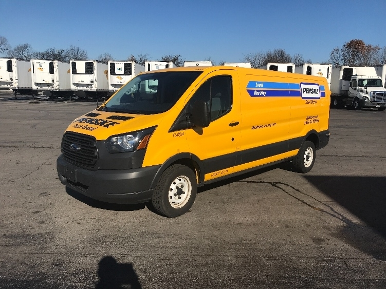 Cargo Van (Panel Van)-Light and Medium Duty Trucks-Ford-2015-TRAN250-LA VERGNE-TN-113,056 miles-$14,250