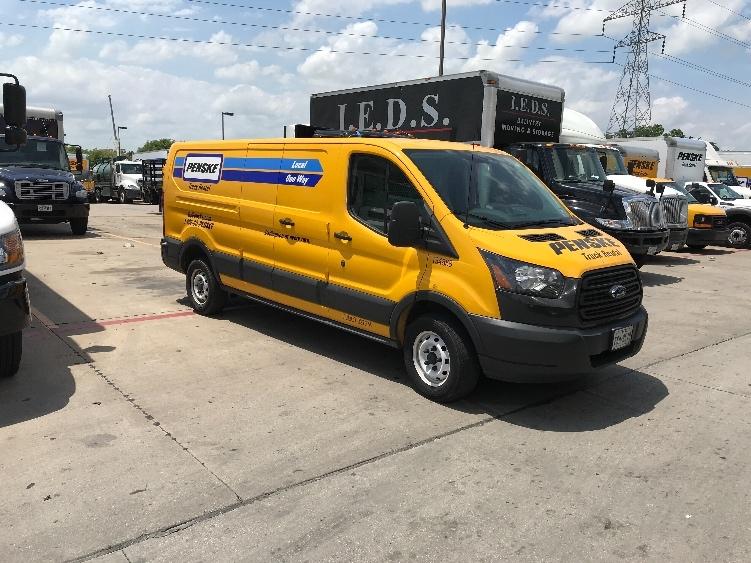 Cargo Van (Panel Van)-Light and Medium Duty Trucks-Ford-2015-TRAN250-DALLAS-TX-63,518 miles-$20,750