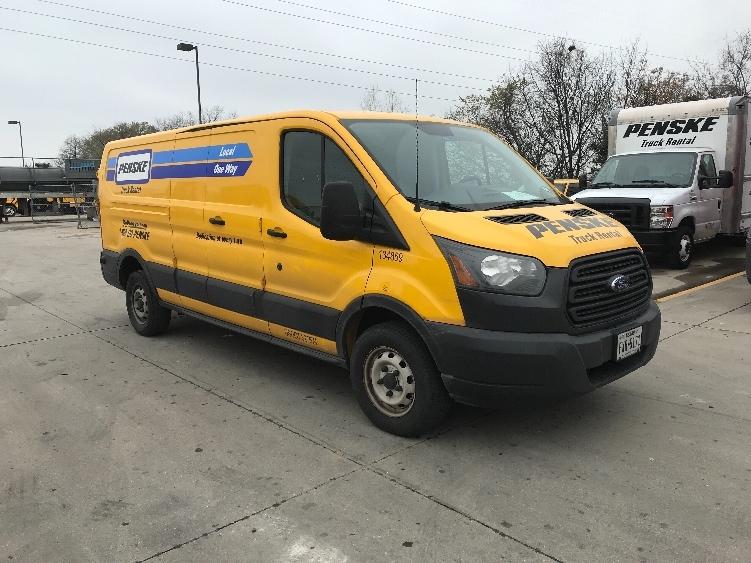 Cargo Van (Panel Van)-Light and Medium Duty Trucks-Ford-2015-TRAN250-DALLAS-TX-103,395 miles-$17,750