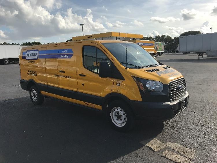 Cargo Van (Panel Van)-Light and Medium Duty Trucks-Ford-2015-TRAN250-MEDLEY-FL-57,975 miles-$21,500