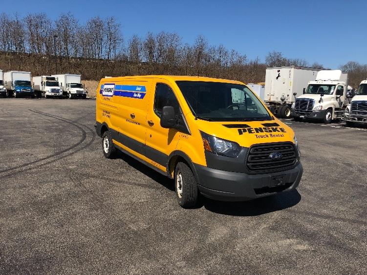 Cargo Van (Panel Van)-Light and Medium Duty Trucks-Ford-2015-TRAN250-MOUNT PLEASANT-PA-99,313 miles-$18,250
