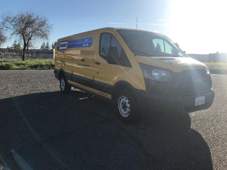 Cargo Van (Panel Van)-Light and Medium Duty Trucks-Ford-2015-TRAN250-WEST SACRAMENTO-CA-92,378 miles-$19,750