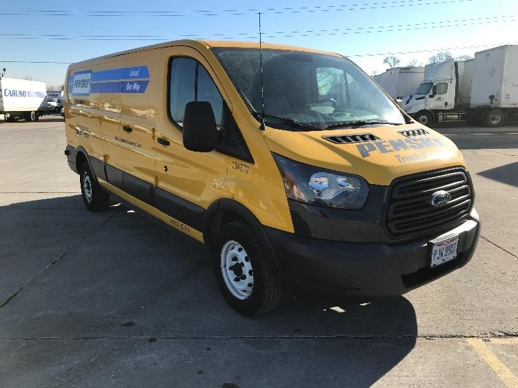 Cargo Van (Panel Van)-Light and Medium Duty Trucks-Ford-2015-TRAN250-PERRYSBURG-OH-103,091 miles-$17,000