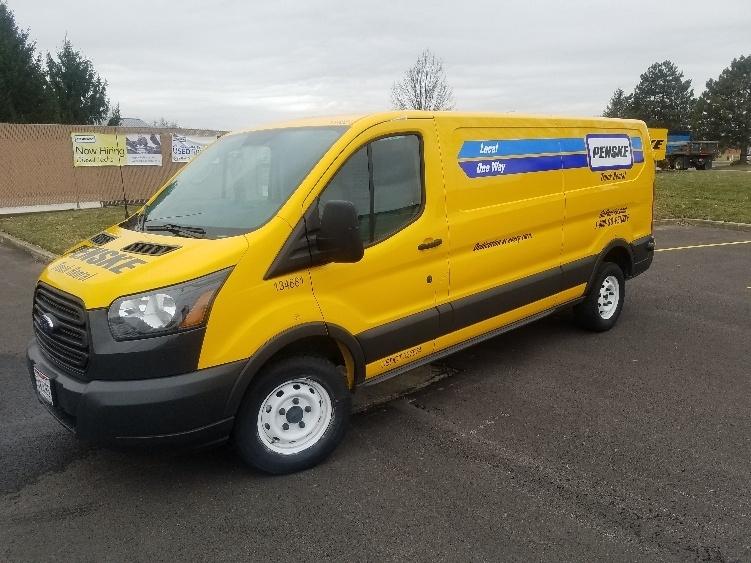 Cargo Van (Panel Van)-Light and Medium Duty Trucks-Ford-2015-TRAN250-COLUMBUS-OH-108,290 miles-$15,500