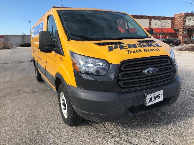 Cargo Van (Panel Van)-Light and Medium Duty Trucks-Ford-2015-TRAN250-ELK GROVE VILLAGE-IL-88,304 miles-$18,500