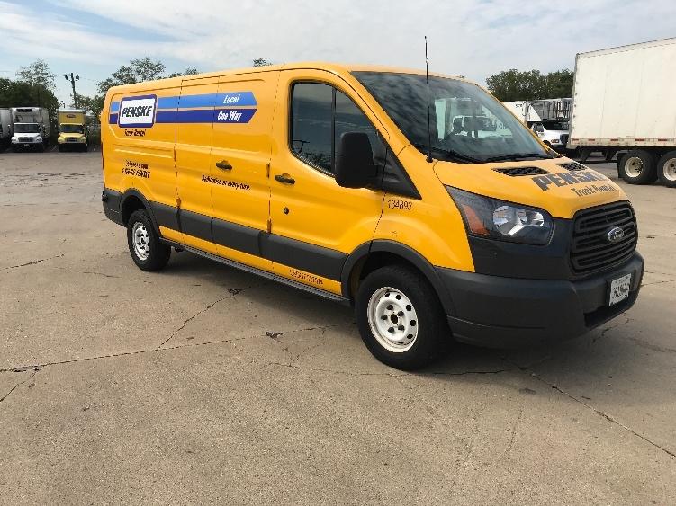 Cargo Van (Panel Van)-Light and Medium Duty Trucks-Ford-2015-TRAN250-ELK GROVE VILLAGE-IL-78,194 miles-$19,500