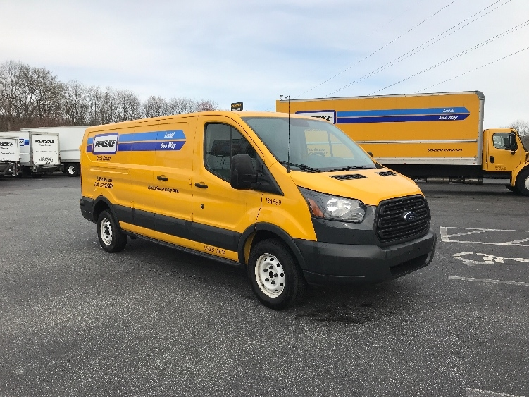 Cargo Van (Panel Van)-Light and Medium Duty Trucks-Ford-2015-TRAN250-GREENSBORO-NC-84,289 miles-$19,750