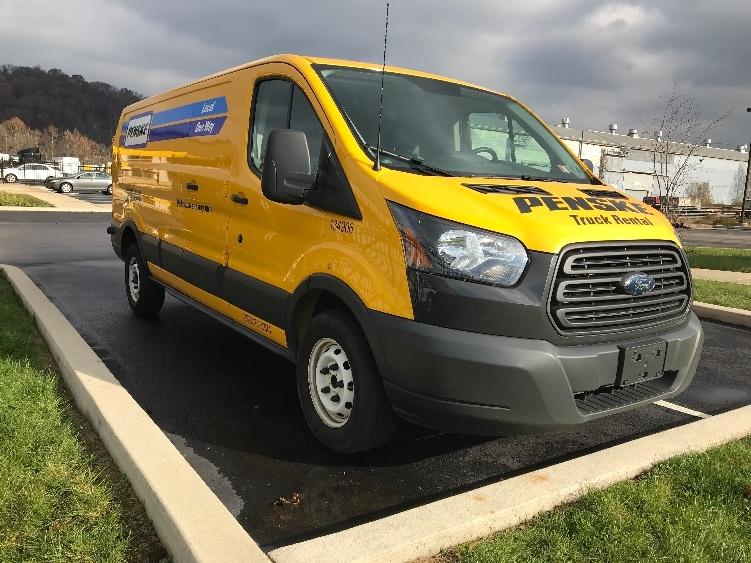 Cargo Van (Panel Van)-Light and Medium Duty Trucks-Ford-2015-TRAN250-PITTSBURGH-PA-93,949 miles-$17,750