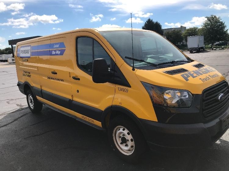 Cargo Van (Panel Van)-Light and Medium Duty Trucks-Ford-2015-TRAN250-SOUTH BEND-IN-76,205 miles-$19,000