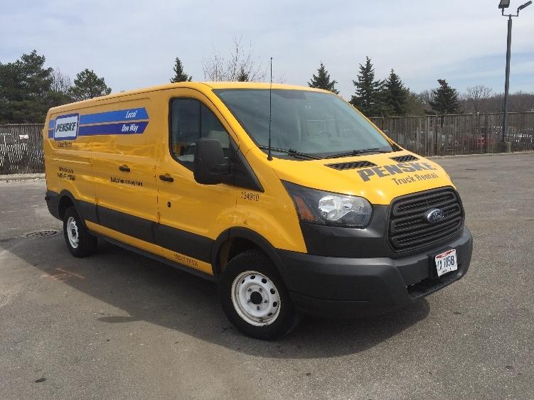 Cargo Van (Panel Van)-Light and Medium Duty Trucks-Ford-2015-TRAN250-OAKWOOD VILLAGE-OH-104,417 miles-$16,000
