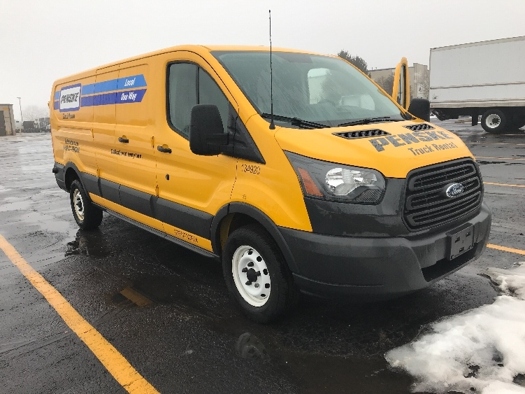 Cargo Van (Panel Van)-Light and Medium Duty Trucks-Ford-2015-TRAN250-SOUTH BEND-IN-74,072 miles-$18,750