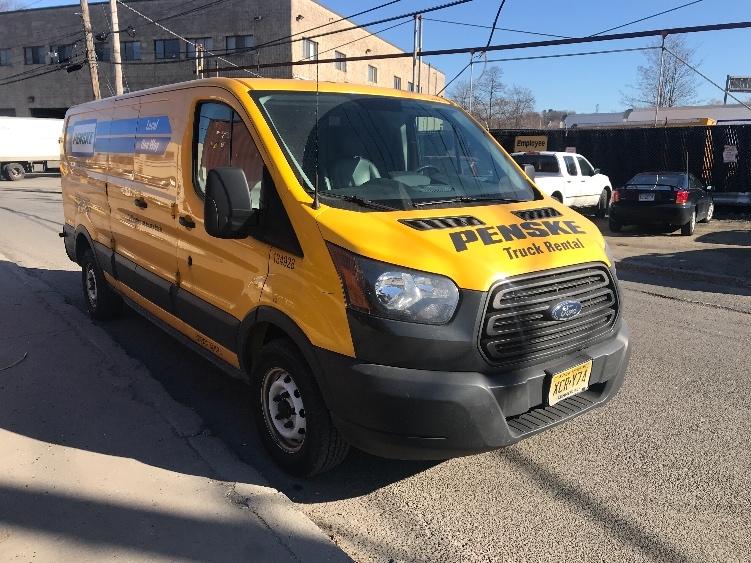 Cargo Van (Panel Van)-Light and Medium Duty Trucks-Ford-2015-TRAN250-NORTH BERGEN-NJ-84,479 miles-$18,500