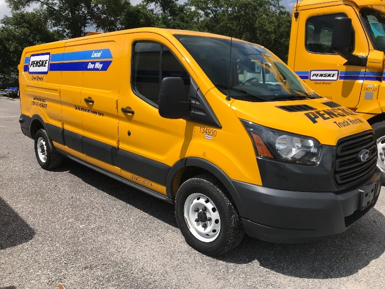 Cargo Van (Panel Van)-Light and Medium Duty Trucks-Ford-2015-TRAN250-PENSACOLA-FL-78,990 miles-$18,750