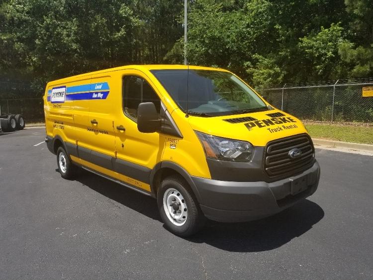 Cargo Van (Panel Van)-Light and Medium Duty Trucks-Ford-2015-TRAN250-ATLANTA-GA-104,155 miles-$17,000