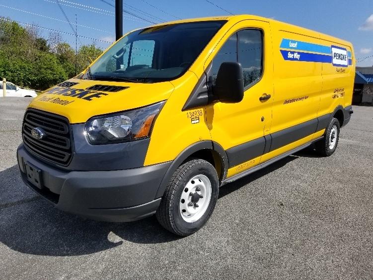 Cargo Van (Panel Van)-Light and Medium Duty Trucks-Ford-2015-TRAN250-KNOXVILLE-TN-122,031 miles-$16,250