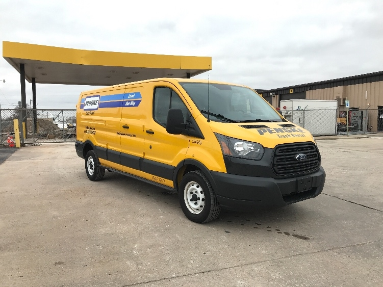 Cargo Van (Panel Van)-Light and Medium Duty Trucks-Ford-2015-TRAN250-OKLAHOMA CITY-OK-104,438 miles-$17,750