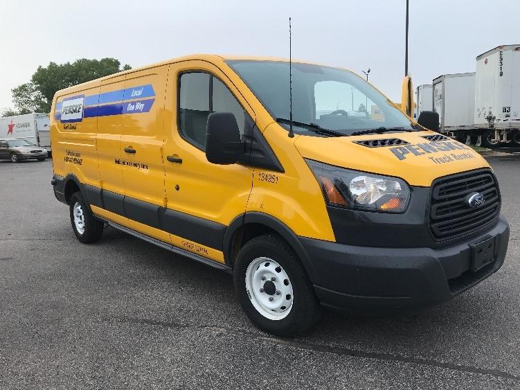 Cargo Van (Panel Van)-Light and Medium Duty Trucks-Ford-2015-TRAN250-GARLAND-TX-127,683 miles-$13,000